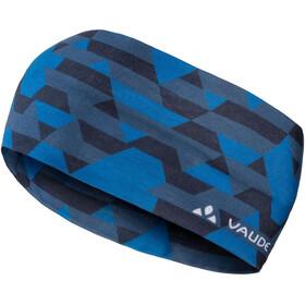 VAUDE Cassons Headband radiate blue